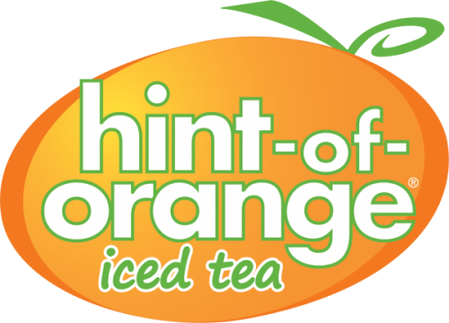 Hint-of-Orange Iced Tea
